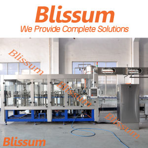 Complete 6, 000bph Fruit Juice Filling Bottling Line Packaging Plant pictures & photos