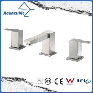 Upc Cupc Two Handle Bathroom Sink Faucet (AF9200-6) pictures & photos