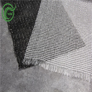 Sb3210 Woven Fabric PP Secondary Backing for Artificial Turf (White) pictures & photos