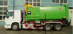 Sinotruk Hooklift Garbage Truck 17t (QDZ5250ZXXZH) pictures & photos