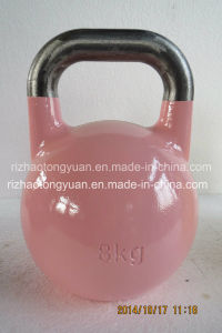 8kg Steel Competition Kettlebell pictures & photos