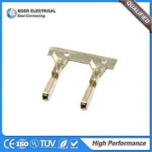 Precise Automotive Wire Contact Connector Terminals 173681-1 pictures & photos