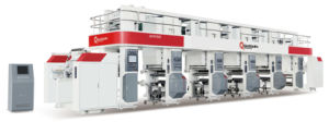 Top Speed Gravure Printing Machine with Electronic Line Shaft pictures & photos