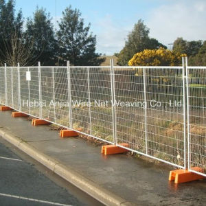 High Quality Hot DIP Galvanized Weld Wire Mesh Temporary Fence pictures & photos