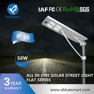 Bluesmart 3 Years Warranty IP65 Solar LED Street Light pictures & photos
