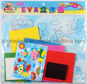 Children′s Favourite! Multi-Style DIY 3D Foam Sticker Kit /EVA Pasteup/ EVA Collages pictures & photos