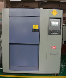 Thermal Shock Test Chamber (Hot and cold impact testing equipment) pictures & photos
