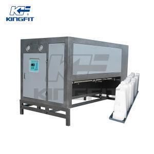 1ton Aluminum Evaporator Ice Block Machine for Africa Market pictures & photos