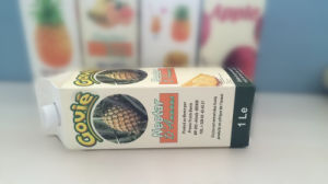 1 L Fresh Juice Gable Top Carton pictures & photos