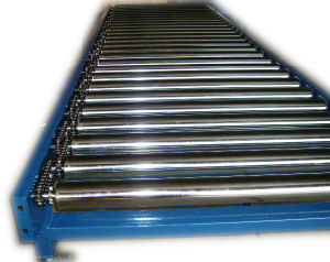 Motorized Sprocket Roller Conveyor pictures & photos