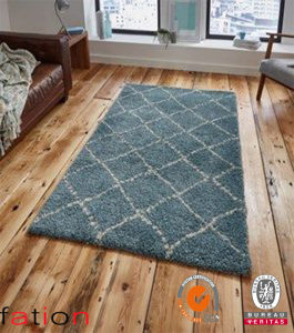Popular Modern Living Room Area Rugs Super Soft Shaggy Carpet pictures & photos