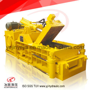 Hydraulic Scrap Metal Compressed Baler for Recycling (YDQ-100A) pictures & photos