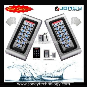 125kHz 13.56 MHz Access Control Keypad Entry pictures & photos