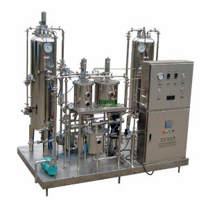 Automatic Beverage Mixer with Water CO2 Syrup pictures & photos