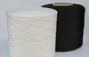 100% Ring Spun Polyester Yarn Dyed pictures & photos