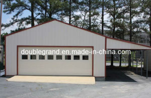Prefabricated Light Steel Strcture Car Garage (DG6-011) pictures & photos