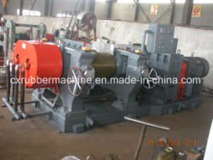 18 Inch Rubber Crusher Mill for Waste Tire Recycling/Rubber Cracker Mill pictures & photos