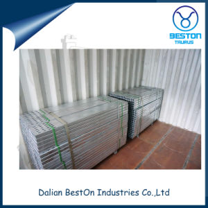 U Slotted Perforated Galvanized Strut Channel pictures & photos