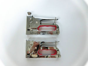 Quality Automatic Metal and Plastic Gun Tacker pictures & photos