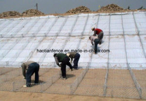 Reno Mattress / Gabion Wall / Gabion Mattress / Rock Netting pictures & photos