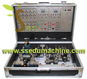Hydraulic Trainer Teaching Model Didactic Equipment Didactic Material pictures & photos