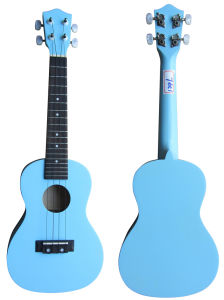 "23"" 4-Strings Ukulele Guitar (CSBL-U201)"