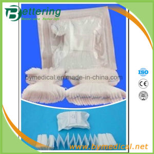 Sterile Abosrbent Cotton Tampon Gauze pictures & photos