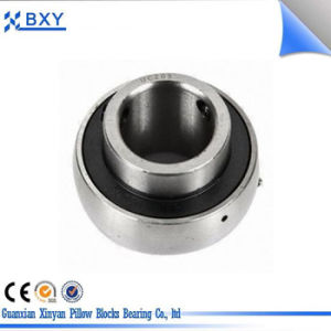 High Sealing Efficiency Zinc Alloy Housing Mounted Units Pillow Block Bearing pictures & photos