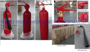 2kg CO2 Fire Extinguisher Hose Type pictures & photos