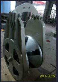 Haisun Marine Hydraulic Rubber Power Block Btw1-36A pictures & photos