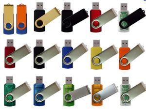 1GB/2GB/4GB/8GB/16GB/USB Stick Revolve USB Flash Drives