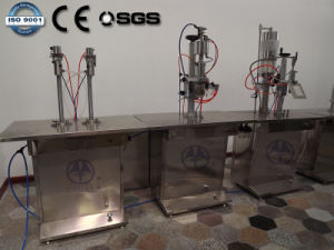 Semi-Automatic Aerosol Filling Machine (QGB) pictures & photos