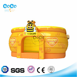Cocowater Design Honey Bee Theme Inflatable Bouncer LG9026 pictures & photos