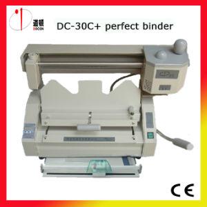 DC-30c+ Multi-Functional Glue Binder Machine