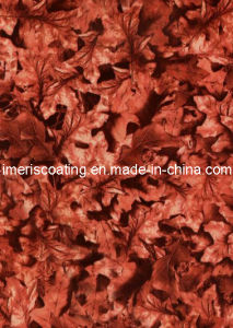 Leaf Camo PVA Water Transfer Printing Films (CY-2066) pictures & photos