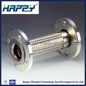 Stainless Steel Metal Hose Assembly Pipe Fitting with Flange pictures & photos