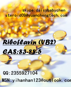 Nutritional Supplements Riboflavin (VB2) CAS: 83-88-5