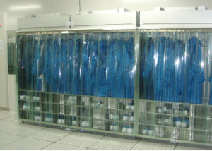 Low Noise Clean Room Class-100 Clean Clothes Wardrobes pictures & photos
