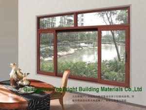 Aluminum Clad Wood Sliding Window Primed Interior Low-E pictures & photos