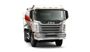 JAC 10m3 Concrete Mixer Truck pictures & photos