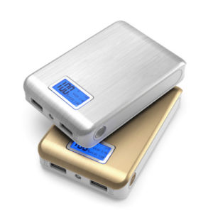 10000mAh Power Bank with LED Display for Apple iPhone