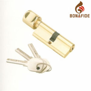Brass Single Cylinder Lock pictures & photos