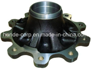 Truck and Trailer TUV Approved OEM Casting Wheel Hub pictures & photos