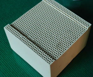 High Furnace Honeycomb Ceramic Heater Ceramic Honeycomb for Rto pictures & photos