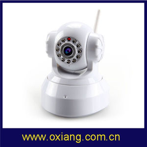 3.5W Wireless CCTV Dual Filter IR-Cut WiFi IP Camera pictures & photos