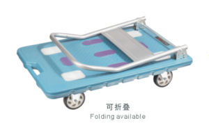 Folding Platform Cart pictures & photos