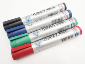 Non-Toxic Permanent Waterproof Marker Pen pictures & photos