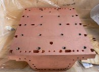 Copper Mould Plate, Plate Type Copper Mould for Continuous Caster pictures & photos