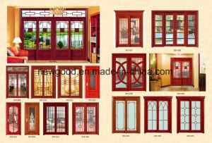 Sliding Glass Door, Wood Frame or Aluminium Frame pictures & photos