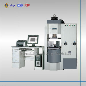 Electro-Hydraulic Servo Compression Testing Equipment (3000kN) pictures & photos